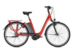 EL - Sykkel med lavt innsteg